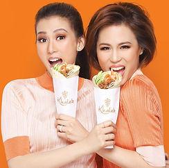 Food - Shawarma Franchise Philippines, Khaleb Shawarma Franchise Fee and Investment, Shawarma Franchise business