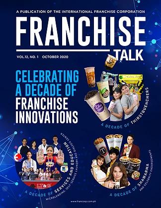 Franchise Talk 2020 - Digital Edition