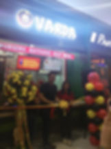 Varda Flame Grill Franchise Store