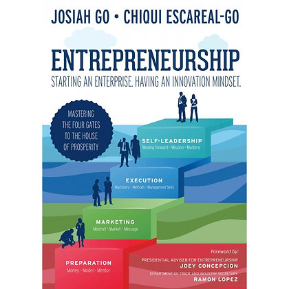 Entrepreneurship: Starting an Enterprise. Having an Innovation Mindset by Josiah