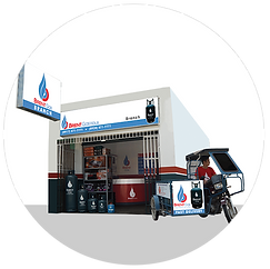 Retail - Refilling (LPG & Water) Franchise Philippines, Brent Gas Franchise Fee and Investment, Lpg Refilling Franchise business