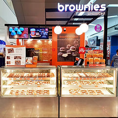 Food - Dessert Franchise Philippines, Brownies Unlimited Franchise Fee and Investment, Snack Franchise business