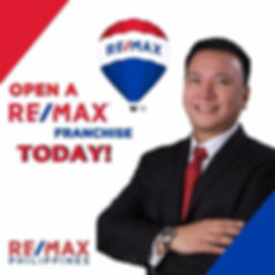 RE/MAX Philippines Real Estate Frachise Information