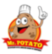 Mr. Potato Frachise Logo