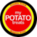 My Potato Treats Franchise Logo