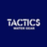 Tactics Water Gear Logo
