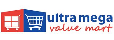 ultra-mega-value-mart-logo