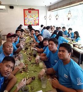 Full restaurant franchise, Full house restaurant of Federico's Favorite franchise