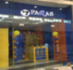 Paras Alter Station Franchise Store