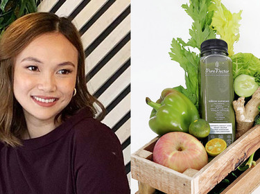 How This 22-Year-Old Transformed The Family Fruit Shake Business Into a Health and Wellness Phenomen