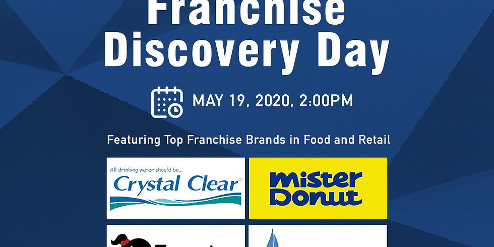 Franchise Discovery Day - The Generics Pharmacy (TGP), Ultra Mega Convenience Store, Save5 Laundromat and Augustus Perfu