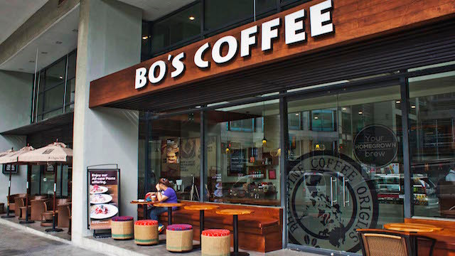 Franchise Your Business | Bo's Coffee Franchise Store