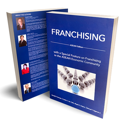 Franchising: ASEAN Edition