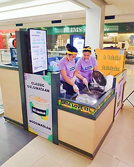 Food - Kiosk Franchise Philippines, Go Ginataan Franchise Fee and Investment, Ginataan Snack Frnachise business