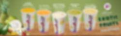 Guyabano Fresh Drinks Cart Franchise, Fresh Fruit Shakes Juice Cart Franchise, Affordable Juice Franchise