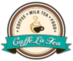 Caffe La Tea Frachise Logo