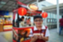 Sumo Takoyaki Food Cart Franchise
