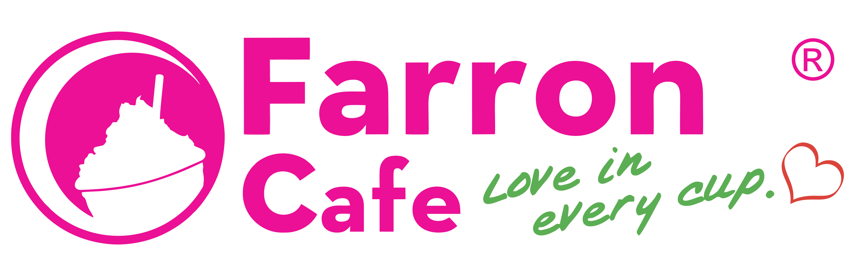 Farron Cafe Franchise Logo