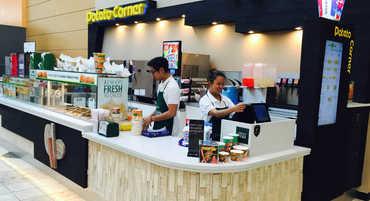 Potato Corner Franchise Thailand