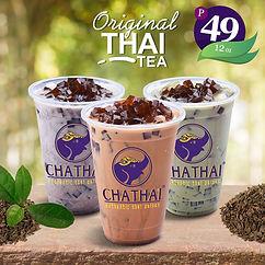 Food - Milk Tea Franchise Philippines, Cha Thai Franchise Fee and Investment, Thai Milk Tea Franchise business