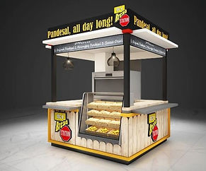 Food - Bakery & Cafe Franchise Philippines, 12C4 Bread Station Franchise Fee and Investment, Bake Shop Franchise business
