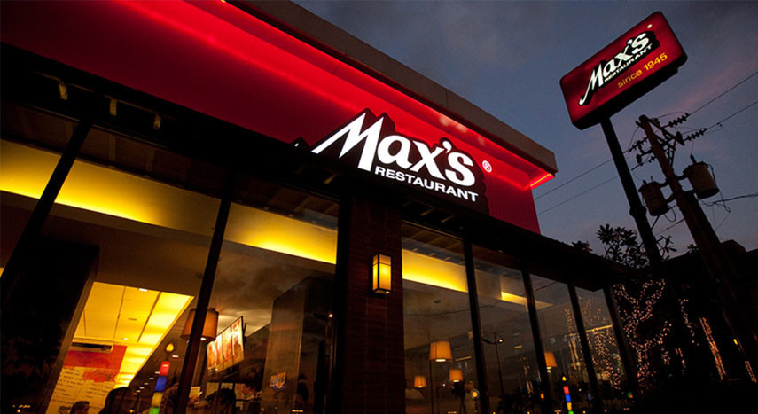 Franchise Your Business | Max's Restaurant Franchise Store
