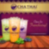 Thai Milk Tea business Cha Thai Franchise