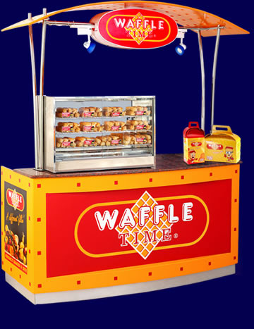 Franchise Your Business | Waffle Time Franchise Store