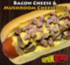 Supreme Hotdogs Franchise Menu