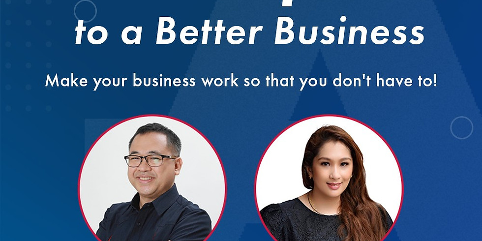 6 Steps to a BETTER Business by ActionCOACH