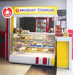 Food - Kiosk Franchise Philippines, Mister Donut Franchise Fee and Investment, Donut Franchise Business business