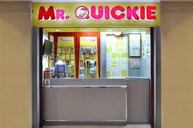 Mr. Quickie