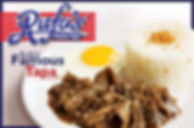 Rufo's Tapa Franchise Details, Top Food Franchise Idea Philippines, Best Franchise Idea Philippines 2016