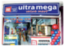 Ultra Mega Value Mart Convenience Grocery Store Franchise