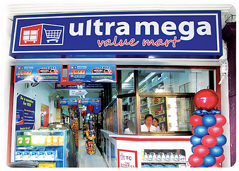 Retail - Grocery & Pharmacy Franchise Philippines, Ultra Mega Franchise Fee and Investment, Mini Grocery Franchise business