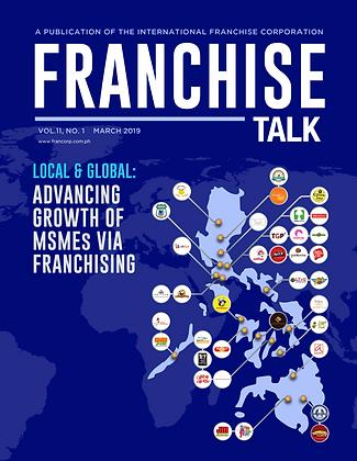 Franchise Talk Magazine 2019 (PDF)
