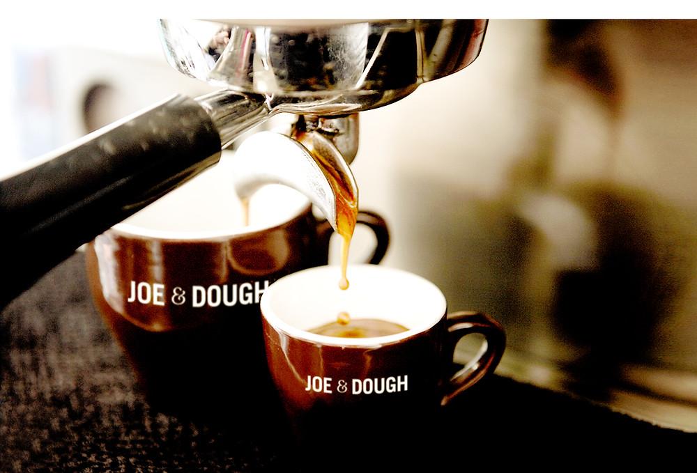 Joe & Dough Coffee Shop Franchise