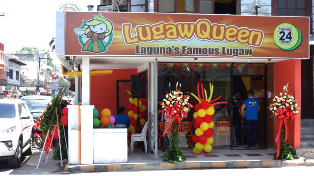 Lugaw Queen Franchise