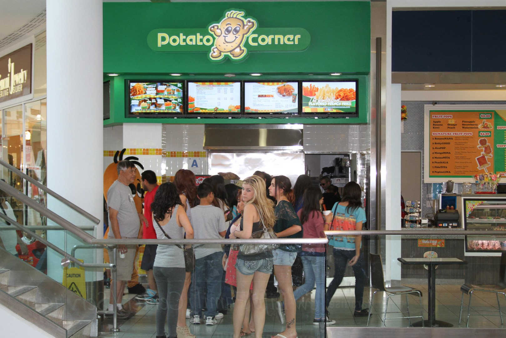 Potato Corner Franchise US