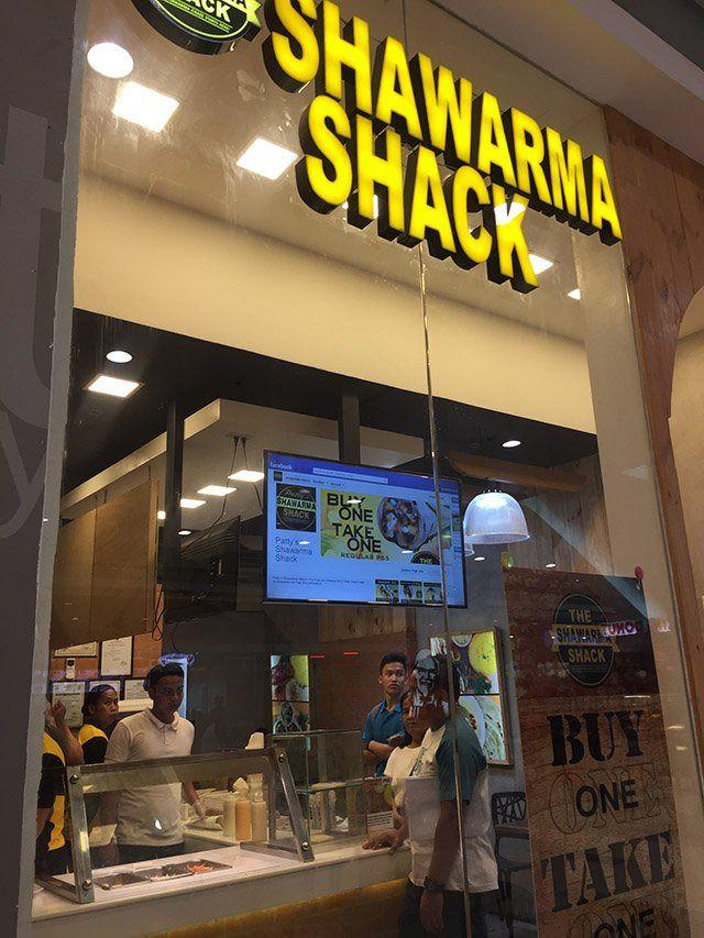 The Shawarma Shack Franchise