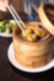 Dimsum at Tien Ma's Chinese Restaurant Franchise Business
