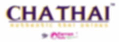 Authentic Thai Milk Tea Cha Thai logo and franchise info