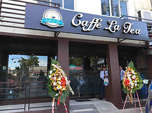 Food - Bakery & Cafe Franchise Philippines, Caffe La Tea Franchise Fee and Investment, Milk Tea And Coffee Franchise business