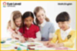 Poster of Eye Level Learning Center education franchise