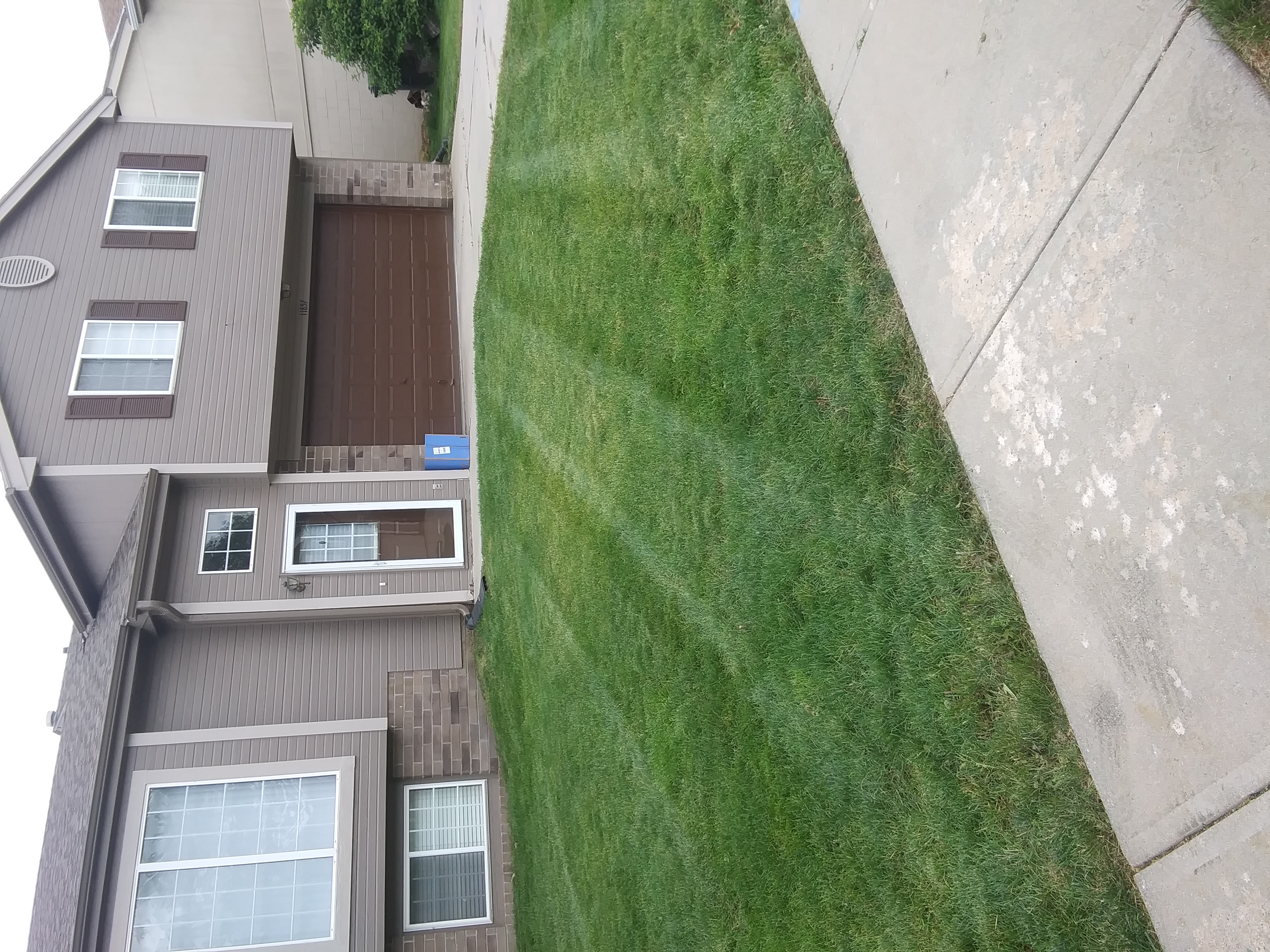 Lawn care mowing in Omaha