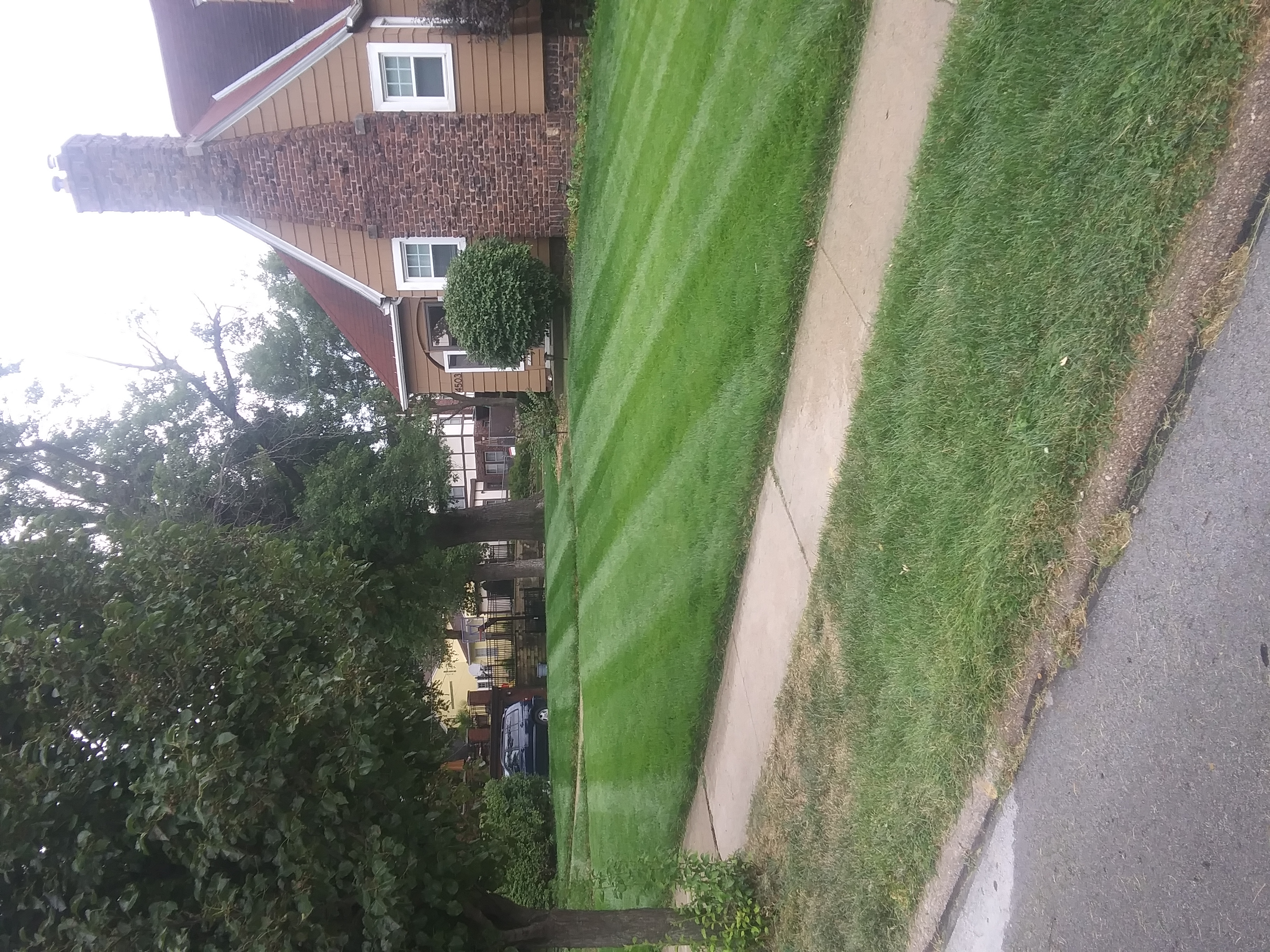 Lawn care service in Omaha