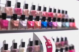 Allure Magazine Winner - Zoya (10 - Free Formula) Polishes