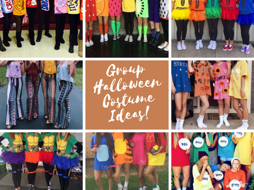 10 Group Halloween Costumes