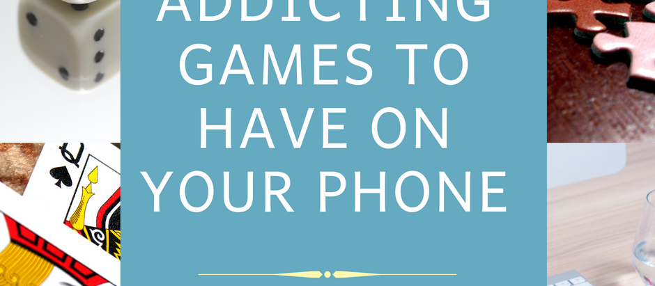 10 Addicting Games To Have On Your Phone: