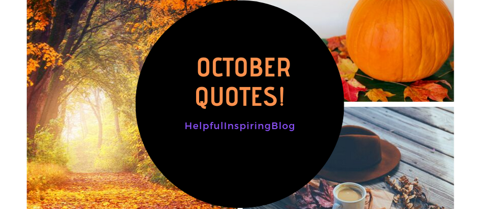 5 October Quotes for Motivation: